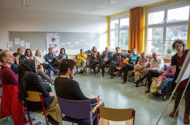 Workshop Hate-Speech mit Mag.a Danja Aouf, M.A., SOS Menschenrechte